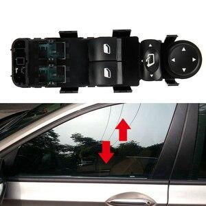 Для Citroen C4 2004 - 2010 переключатель управления окном питания Электрический оконный регулятор кнопочный переключатель 2 кнопки автомобильные ак...