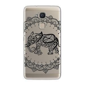 Image 3 - ciciber Funda For BQ Aquaris U2 C U X5 V VS X2 X Plus Lite Pro E5s M5 M5.5 FHD Soft TPU Phone Case Totem Animal Cover Coque Capa