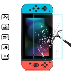 Protective Glass for Nintendo Switch Tempered Glass Screen Protector for Nintendo Switch NS Glass Accessories Screen Protection