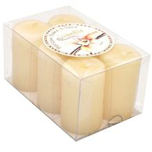 Bar Candle Vanilla Scented 6 Pack Design Romantic Home And Office Decoration Gift Items Design Products Birthday Party