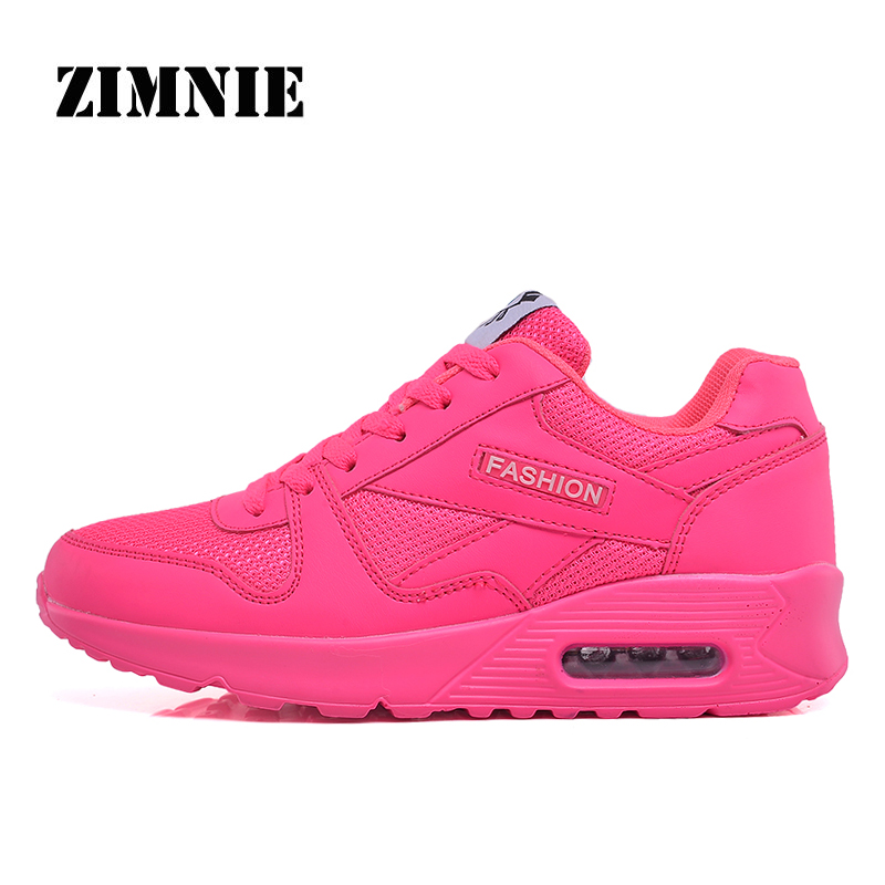 ZIMNIE Brand Stylish Running Shoes For Men Woman Classic Lightweight Sneakers Cushioning Breathable Unisex Sports Walking Shoes