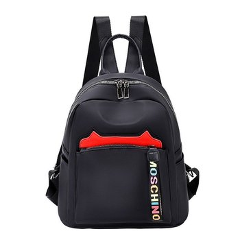 Small Backpack Mochilas Fashion Canta Convenient Purse Letter Mobile-Phone Shoulders фото