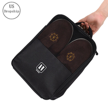 цена на New Portable Travel Shoes Organizer Bag Waterproof Shoe Cover Dustproof Shoe Bag For Women And Men Shoes Storage Package