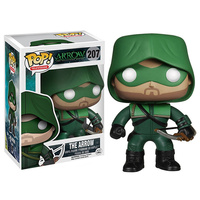 FUNKO POP New Cool toys DC Comics The Arrow 207# Vinyl Action Figures Collection Model Toys for Children Christmas Gift with box