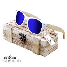 Men's Sunglasses BOBO BIRD Bamboo Legs Polarized Lens Sun Glasses Women Men with Wood Gift Boxes Colors Sunglasses for Him OEM