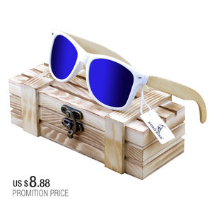 Image 2 - Mens Sunglasses BOBO BIRD Bamboo Legs Polarized Lens Sun Glasses Women Men with Wood Gift Boxes Colors Sunglasses for Him OEM