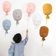 Воздушный шар в скандинавском стиле настенные игрушки хлопковый
