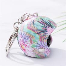 Ломающийся ветряной утиной воды-подшлемник брелок безопасности шлем xiao ding камуфляжная ковбойская сумка Подвеска