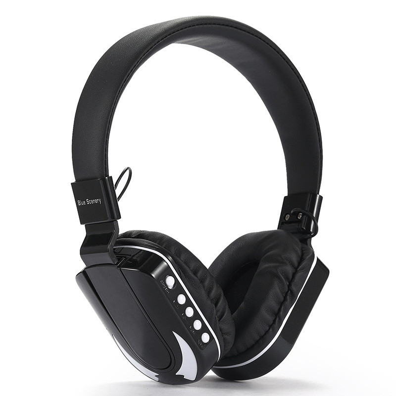 Neue Wireless Bluetooth Headset Faltbare Stereo Gaming Kopfhörer Für <font><b>PS4</b></font> Laptop Xbox One 770 Mic LED Volumen Control image