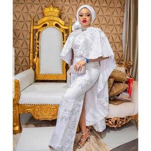 Белая африканская кружевная ткань высокого качества парча кружевная ткань вышивка Нигерия кружевная ткань для женщин французская Сетка кр...
