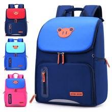 Водонепроницаемые детские школьные сумки ортопедический рюкзак