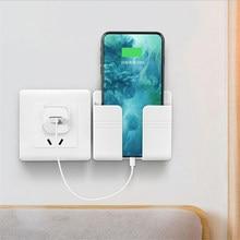 Universel Smartphone Support mural boîte de charge Support Support Support étagère Support pour tablette de téléphone portable