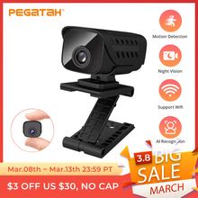 Mini Camera Video-Recorder Smart-Home-Pet Wireless Ce with Wifi 1080P
