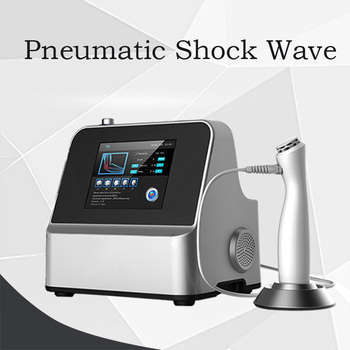 New Design Pneumatic Shock Wave Physiotherapy Equipment Wave Therapy Shockwave for Weigh Loss Pain Relief Machine ED Treatment