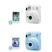 1set 4 Colors  Colorful Close Up Lens Filter Set for Fujifilm Instax Mini 11 Film Polaroid  Camera Accessories