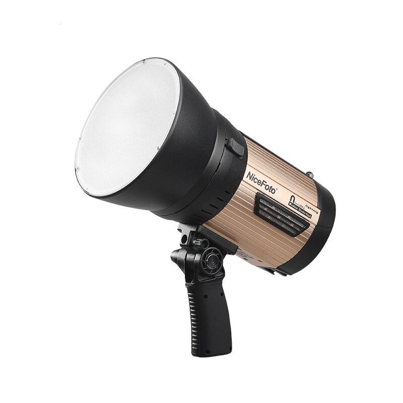 Оптовая продажа nFlash280A внешняя выходящая фото портативная вспышка профессиональная наружная фотография вспышка HSS Батарея Вспышка светиль... - 3