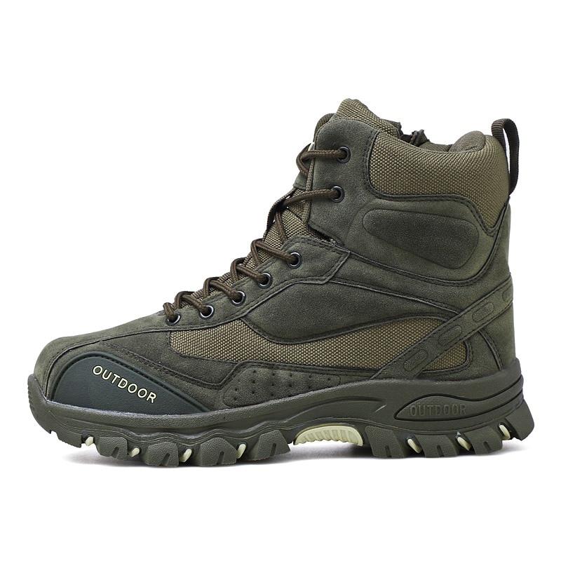 Men's tactical boot 2