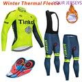 Джерси для велоспорта 2020, зимняя теплая шерстяная одежда с длинным рукавом, одежда для горного велосипеда, велосипедная одежда, Майо, Ropa ...