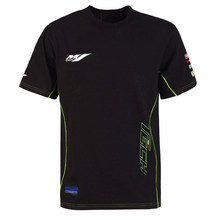 Moto gp Tech 3 Racing Per Yamaha Team M1 T Shirt Sport Nero di Estate Tee(China)