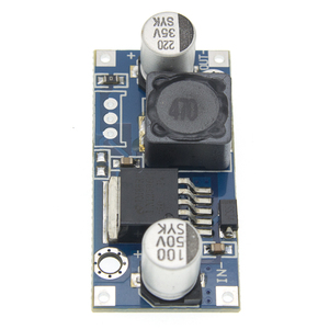 Image 5 - 100 adet LM2596HVS LM2596 HV LM2596HV DC DC ayarlanabilir adım aşağı Buck dönüştürücü güç modülü 4.5 50V için 3 35V Urrent sınırlayıcı