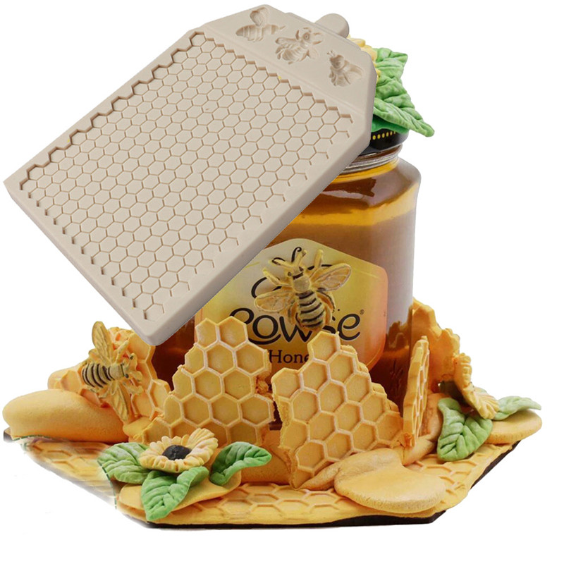 Honeycomb Fondant Mold
