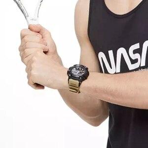Image 3 - Youpin TwentySeventeen Digitale Uhr Männer Dual Display Wasserdicht Kalender Countdown Elektronische Outdoor Sport Uhr