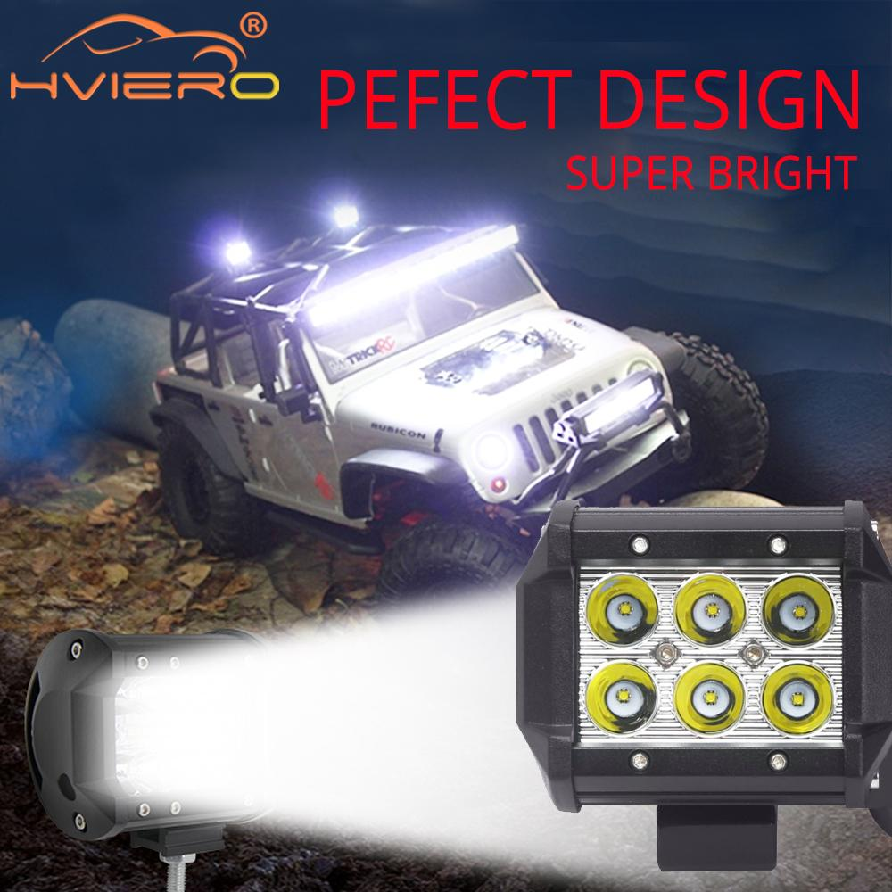 51/'/' 240W CREE LED Work Light Car SPOT Beam Fog Flash Driving Lamp Offroad Truck