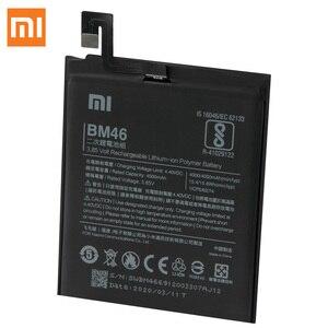 Image 5 - Batterie de remplacement dorigine XiaoMi BM46 pour Xiaomi Redmi Note 3 Pro Redrice Note3 100% nouvelle batterie de téléphone authentique 4050mAh