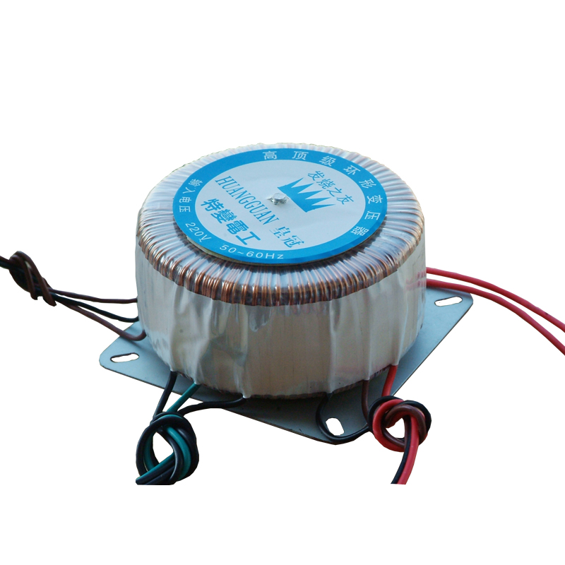 400W Toroidal Transformer Copper Audio Power Amplifier Power Isolation Ring Cattle Transformer Dual 28V Dual 32V Dual 24V