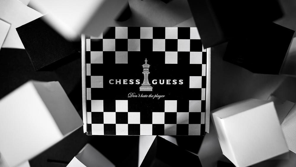Chess Guess By Chris Ramsay,Magic Tricks