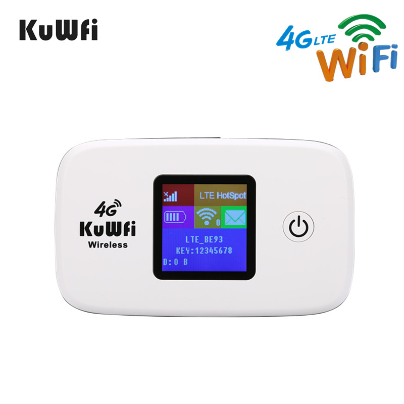 4G Mobile Wifi Router Unlocked 4G Sim Router Mini 150M Wireless Portable Pocket Wi-Fi  Mobile Hotspot Outdoor Travel Router