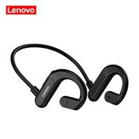 Lenovo-auriculares TWS X3 con Bluetooth, cascos deportivos a prueba de agua para correr, ciclismo, seguros, estéreo con micrófono