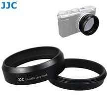 JJC Camera Screw Metal Lens Hood 49mm Filter Adapter Ring Cap Thread For Fujifilm X100V X100F X70 Replaces Fujifilm LH X70