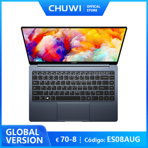 CHUWI LapBook Pro 14.1 Inch Intel Gemini-Lake N4100 Quad Core 8GB RAM 256GB SSD Windows 10 Laptop with Backlit Keyboard(China)