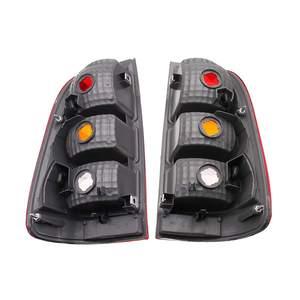 Image 5 - Paar Auto Schwanz Licht Bremsleuchte Blinker Licht Warnung Stop Für Toyota Hilux 2005 2006 2007 2008 2009 2010 2011 auto Zubehör