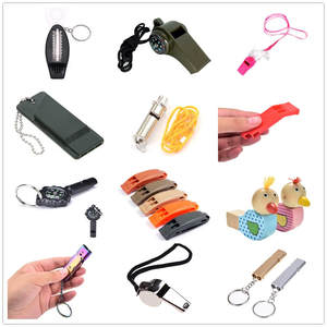 Survival-Whistle-Keychain Training-Whistle Sport-Tools Outdoor Camping Emergency 1PCS