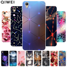 For OPPO A37 Case 5.0'' Cartoon Painted Soft TPU Back Cover