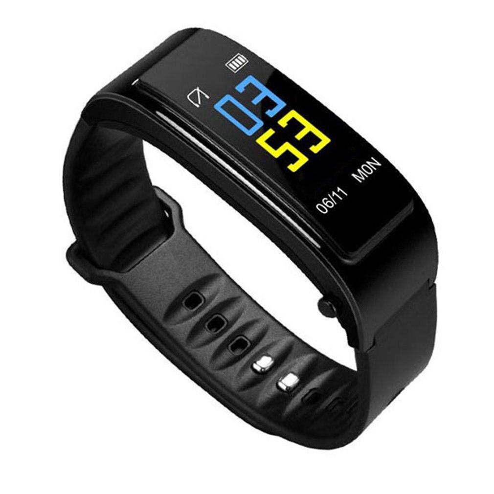 Y3plus Smart Watch Color Screen Smart Bracelet Sports Step Heart Rate Sleep Monitoring Headset Call Vibration Smart Bracelet