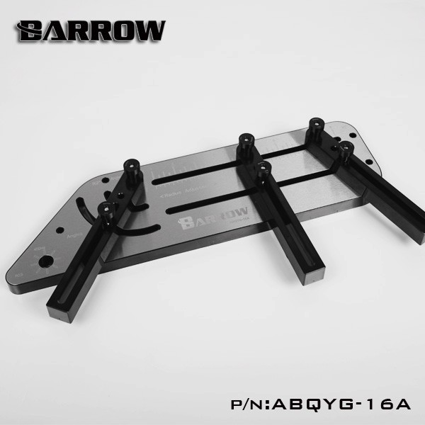 Barrow ABQYG-16A, Multi-angle Acrylic / PMMA / PETG Rigid Hard Tube Bend Shape Computer Water Cooling.