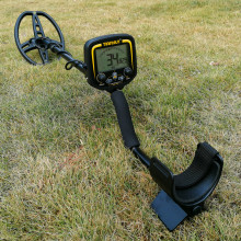 Professional Underground Metal Detector TX850 High Sensitive Deep 2.5m Gold Finder 9V Deep Search Gold Detector 19Khz Hunter 850