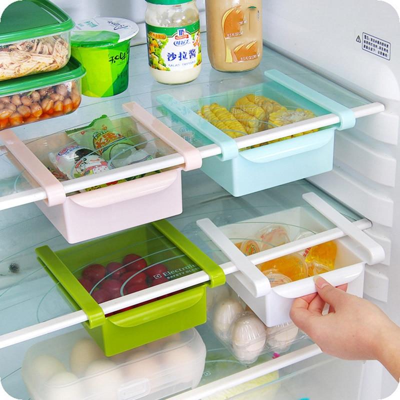 Refrigerator-Storage-Box-Kitchen-Accessories-Space-saving-Cans-Finishing-Four-Case-Organizer-Creative-Twitch-Type-Glove