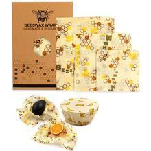 Морозильная камера многоразовый силикон пчелиный воск обертывание уплотнение сохранение продуктов в свежем состоянии крышка стрейч вакуумная пищевая обертка кухонные инструменты