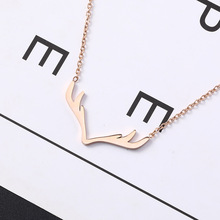 2019 Stainless Steel Real Top Fashion Kolye Moana Choker Collares Chain Guard The Role Jewelry Wholesale Sales Model
