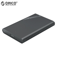 SSD Case Hdd Enclosure Micro-B-Adapter Hard-Drive ORICO Disk 6TB SATA Usb-3.0 To 5-Gbps