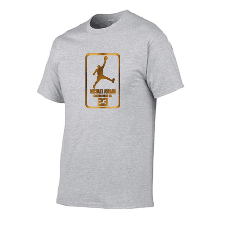 Hot Sale 2020 New T-shirt <font><b>Jordan</b></font> <font><b>23</b></font> Good Quality Loose Clothes Men Brand <font><b>Short</b></font> Sleeve Men Shirt Good Price Casual Clothing Tees image