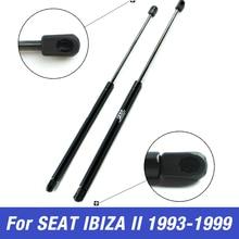 Car Tailgate Lift Support Gas Spring For SEAT IBIZA II 1993-1999 Gas Struts Rod Shock Spring Strut Arm Rod Damper 6K682755 2PCS цены онлайн