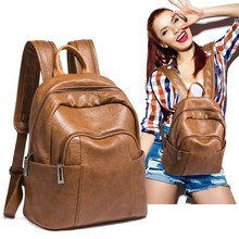 Backpack For Women Genuine Leather Women Shouulder Bag Brand Designer Female Travel Bag Casual Real Leather Laptop Backpack Sac