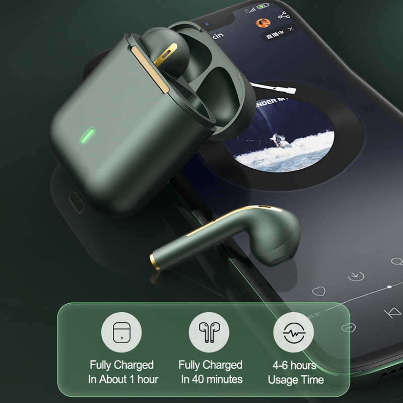 TWS Bluetooth Headphones Consumer Electronics Earbuds & Headphones