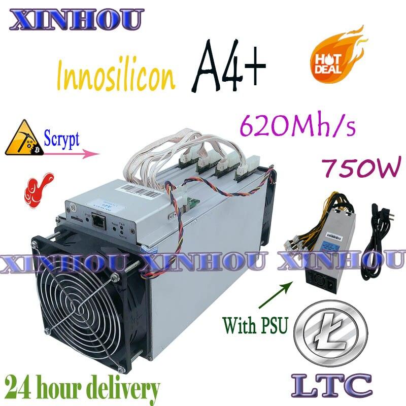 Используется Innosilicon A4 + LTCMaster 620M 750W Litecoin 14nm scrypt LTC горнодобывающая машина лучше, чем antminer S9 L3 z9 whatsminer m3|Сетевые коммутаторы|   | АлиЭкспресс
