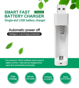 Image 2 - VOXLINK Battery Charger For AA/AAA Rechargeable Batteries Charger For remote control microphone camera digital mouse flashlight